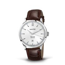 Eberhard & Co. Extra-Fort Automatic quadrante argento,...