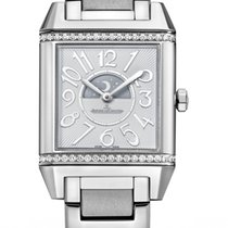 Jaeger-LeCoultre Reverso Squadra Lady Duetto - Stainless Steel
