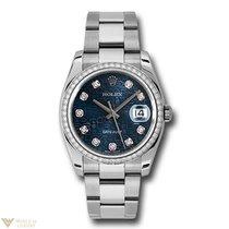 ロレックス (Rolex) Oyster Perpetual Datejust Stainless Steel &...