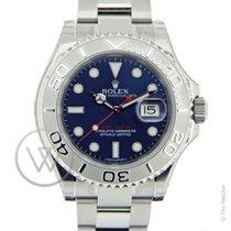 Rolex Yacht-Master 40 Blue New-Full Set