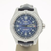 Breitling Colt II Quartz Steel BlueDial (BOX2007) 41mm