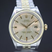 Rolex Oyster Perpetual Datejust Underline Swiss only Dial S/G