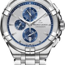 Maurice Lacroix AIKON AI1018-SS002-131-1 Herrenchronograph...