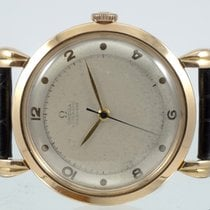 Omega Style Calatrava or rose automatique Fat Case 35mm