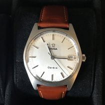 Omega Geneve Gent's Dress Office Watch Complete Seviced