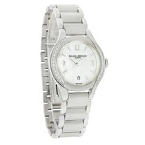 Baume & Mercier Baume  Ilea Diamond Ladies MOP SS Swiss...
