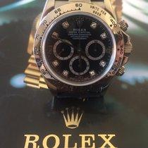 Rolex Daytona Nero Diamanti