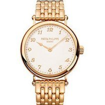 Patek Philippe 7200/1R-001 Calatrava Ladies 7200 34mm Automati...