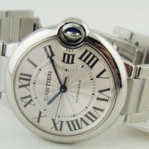Cartier Ballon Bleu Automatic Stainless Steel 36 mm