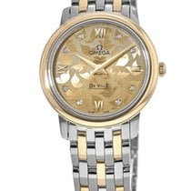 Omega De Ville Women's Watch 424.20.27.60.58.002