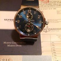 ユリス・ナルダン (Ulysse Nardin) Maxi Marine Chronometer