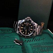 勞力士 (Rolex) 1680 Submariner Single Red MK V ( Box & Paper )