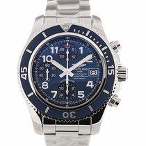 Breitling Superocean 42 Chronograph Blue Dial