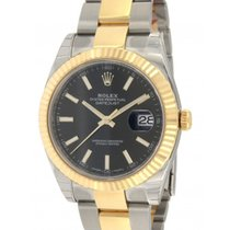 Rolex Datejust II 126333 Steel, Yellow Gold, 41mm