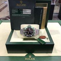 Rolex 16610LV Submariner Anniversary Engraved  Full Set...