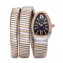 Bulgari Serpenti Tubogas  Ladies watch SP35BSPGD.2T