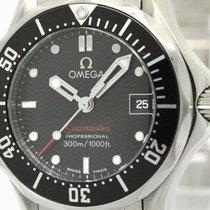 歐米茄 (Omega) Polished Omega Seamaster 300m Quartz Ladies Watch...