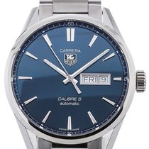 TAG Heuer Carrera 41 Day Date Blue Dial