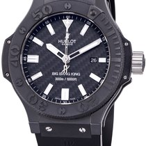 Hublot Black Magic «Big Bang King» Strapwatch 322.CM.1770.RX
