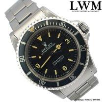 Rolex Submariner 5513 Cornino Explorer 3 6 9 dial  Full Set 1962