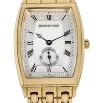 Breguet Heritage Automatic 18k yellow gold