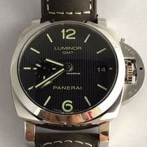 Panerai Luminor 1950 3 Days GMT Acciaio PAM535