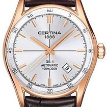 Certina DS 1 Index Automatik Herrenuhr C006.407.36.031.00