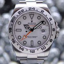 勞力士 (Rolex) [NEW] Explorer II 42mm 216570 White Dial (Retail:H...