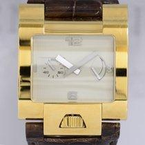 andere Marken Goldpfeil Chronometer Power Reserve 18K Gold Top...