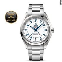 Omega - Seamaster Aqua terra Automatic 24 HS GMT Date Mens