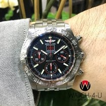 Breitling Blackbird Red Strike A44359 Limited Edition 43mm...