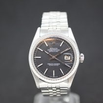 Rolex Oyster Perpetual Datejust cal.1570 Black Dial