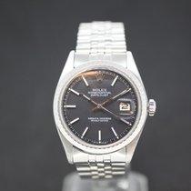 ロレックス (Rolex) Oyster Perpetual Datejust cal.1570 Black Dial