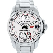 Chopard 8997 Gran Turismo XL Stainless Steel Watch
