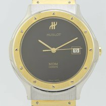 Hublot Classic MDM Quartz Gold-Steel 1521.2