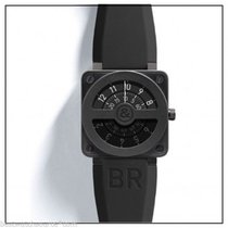 Bell & Ross BR01-92 Compass Limited 46mm Stain Black Dial...