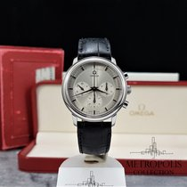 Omega De Ville Chronograph / Caliber 861 / 2001 / Full Set