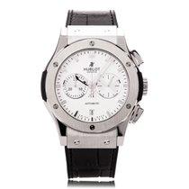 Hublot Classic Fusion Titanium Opalin Mens Watch 541.NX.2610.LR