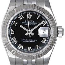 Rolex Ladies Rolex Datejust Watch 18k White Gold &...