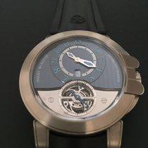 Harry Winston Ocean Tourbillon Zalium Watch Ref. 400-MAT44Z