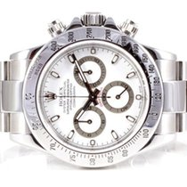 Rolex Daytona White Dial Mint Condition 116520