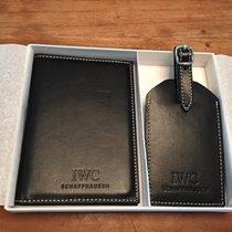 IWC Brieftasche und Kofferanhänger