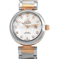 Omega 425.20.34.20.55.001 Ladymatic 34 mm Steel-Red Gold 2017