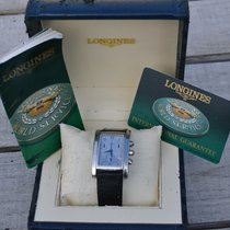 Longines DOLCE VITA  chrono vintage stainless steel