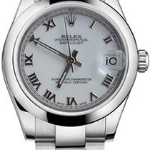 Rolex Datejust Midsize Men's or Ladies Steel Watch 178240