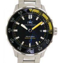 IWC Aquatimer Automatic Iw356801 In Steel, 44mm (official...