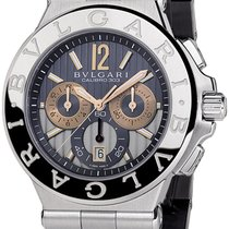 Bulgari Diagono Chronograph Calibre 303 42mm dg42c14swgsdch