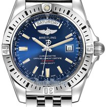 Breitling Galactic 44 a45320b9/c902-ss