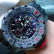 Richard Mille Automatic Chrono Diver Titanium - RM032