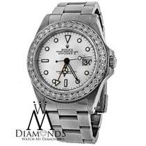 ロレックス (Rolex) Original Diamond Rolex Ss Stainless Steel...